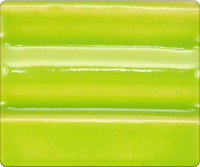 Spectrum 1138 lime green sivellinlasite 1190-1230°C