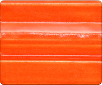 Spectrum 1165 bright red sivellinlasite 1190-1230°C