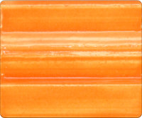 Spectrum 1166 bright orange sivellinlasite 1190-1230°C